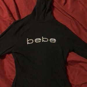 Bebe Turtleneck - worn a few times